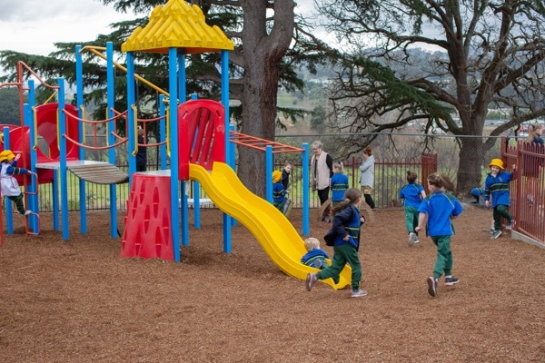 St Brigid's Play Space
